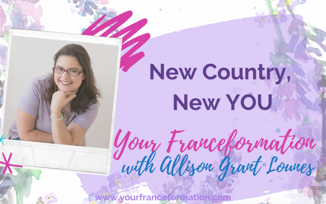 New Country, New You
