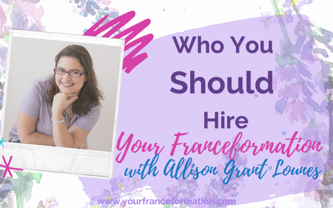 Who You Should Hire